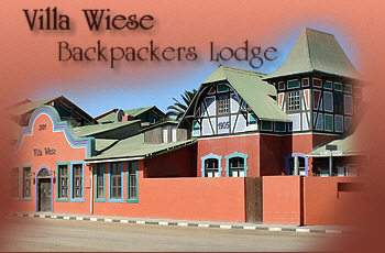 Villa Wiese Backpackers Lodge